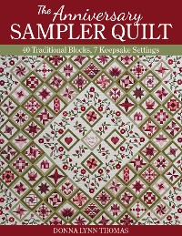 Cover The Anniversary Sampler Quilt