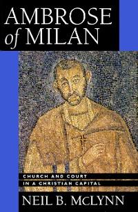 Cover Ambrose of Milan