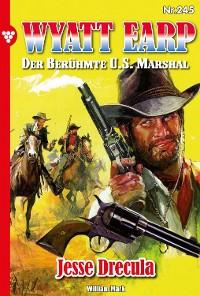 Cover Wyatt Earp 245 – Western