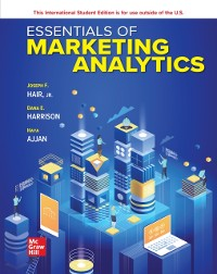 Cover ISE eBook Online Access for Essentials of Marketing Analytics