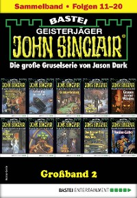 Cover John Sinclair Großband 2 - Horror-Serie