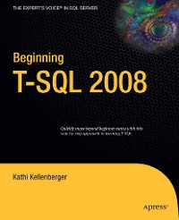 Cover Beginning T-SQL 2008