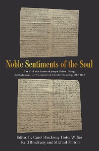 Cover Noble Sentiments of the Soul