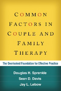 Cover Common Factors in Couple and Family Therapy