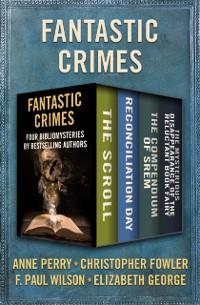 Cover Fantastic Crimes