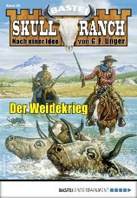 Cover Skull-Ranch 32 - Western