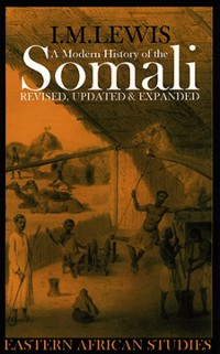 Cover A Modern History of the Somali