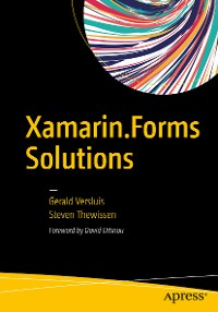 Cover Xamarin.Forms Solutions