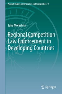 Cover Regional Competition Law Enforcement in Developing Countries