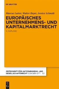 Cover Europäisches Unternehmens- und Kapitalmarktrecht