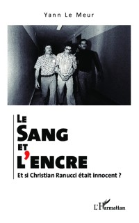 Cover LE SANG ET L'ENCRE. ET SI CHRI
