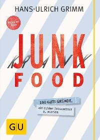 Cover Junk Food - Krank Food