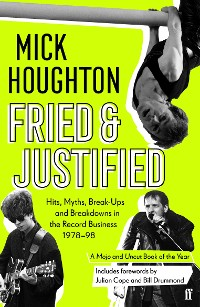 Cover Fried & Justified