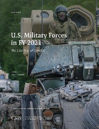 Cover U.S. Military Forces in FY 2021