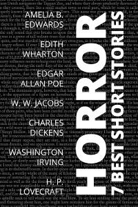 Cover 7 best short stories - Horror