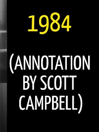 Cover 1984 (Annotated)