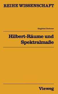 Cover Hilbert-Raume und Spektralmae