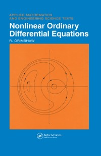 Cover Nonlinear Ordinary Differential Equations