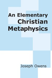 Cover An Elementary Christian Metaphysics
