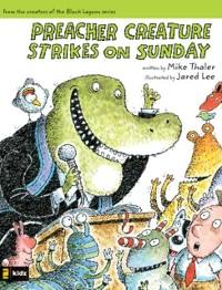 Cover Preacher Creature Strikes on Sunday