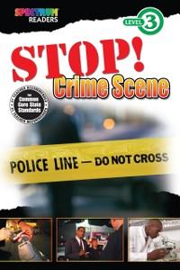 Cover Stop! Crime Scene