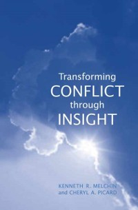 Cover Transforming Conflict through Insight