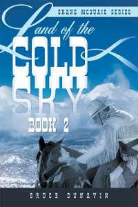 Cover Land of the Cold Sky Book 2