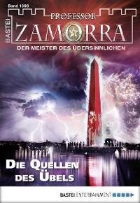 Cover Professor Zamorra - Folge 1098