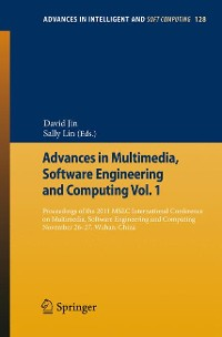 Cover Advances in Multimedia, Software Engineering and Computing Vol.1
