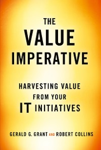 Cover The Value Imperative