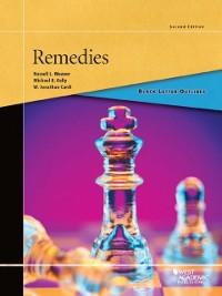 Cover Black Letter Outline on Remedies, 2d
