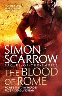 Cover Blood of Rome (Eagles of the Empire 17)