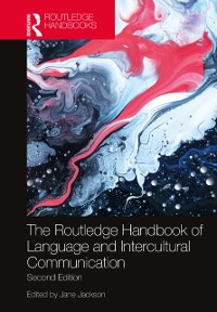 Cover Routledge Handbook of Language and Intercultural Communication
