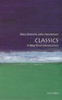 Cover Classics: A Very Short Introduction