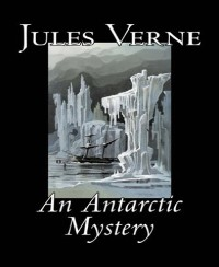 Cover An Antarctic Mystery