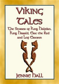 Cover VIKING TALES - Classic Illustrated Viking Stories for Children