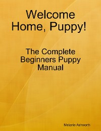Cover Welcome Home, Puppy!