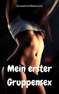 Cover Mein erster Gruppensex