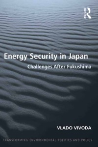 Cover Energy Security in Japan