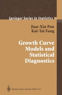 Cover Growth Curve Models and Statistical Diagnostics