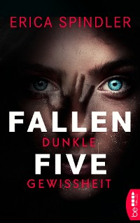 Cover Fallen Five - Dunkle Gewissheit