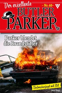 Cover Der exzellente Butler Parker 40 – Kriminalroman