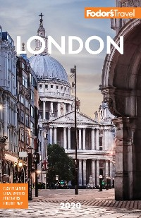 Cover Fodor's London 2020