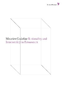 Cover Rationality and Irrationality in Economics