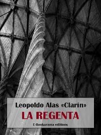 Cover La Regenta
