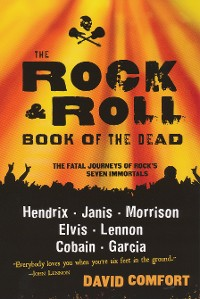Cover The Rock And Roll Book Of The Dead