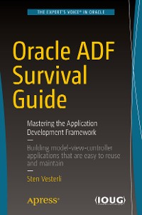 Cover Oracle ADF Survival Guide