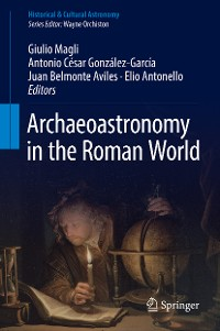 Cover Archaeoastronomy in the Roman World