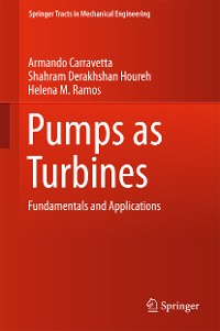 Cover Pumps as Turbines