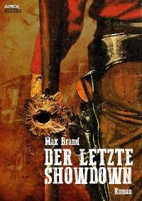 Cover DER LETZTE SHOWDOWN